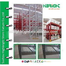 boltless metal storage racking system