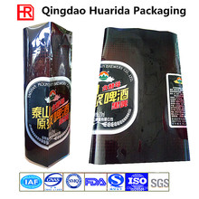 Kundenspezifische bedruckte wasserdichte Schrumpfschlauchverpackung / Etikett aus PVC