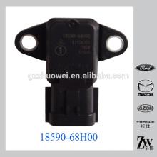 Nueva llegada Mitsubishi sensor de presión de admisión 18590-68H00 E1T26771