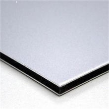 4x8 feet PVF/PE/FEVE coating A2 fireproof Aluminum plastic panel and acp sheet factory with price list for wall cladding