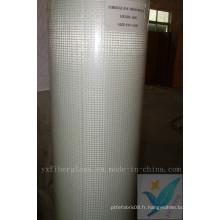 6 * 6 4.2mm * 4.2mm 140G / M2 Mesh en fibre de verre tissée
