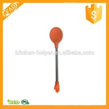Alta qualidade Multi-função Silicone Frozen Yogurt Spoon