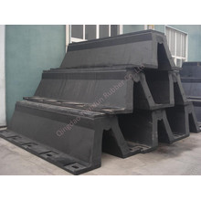 Improved Arch Rubber Fender / Marine Fender (TD-BPE800H)