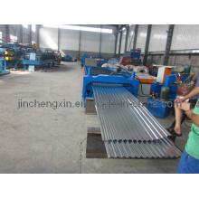Formmaschine für verglaste Decks