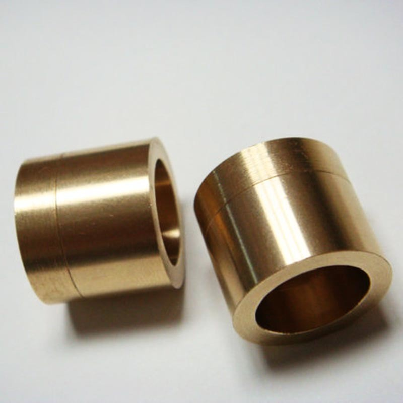 High Precision Cnc Turning Customized Bronze Bearing