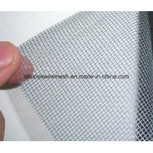 Tela de fibra de vidro para insetos / tela de janela / tela de janela invisível Preço barato