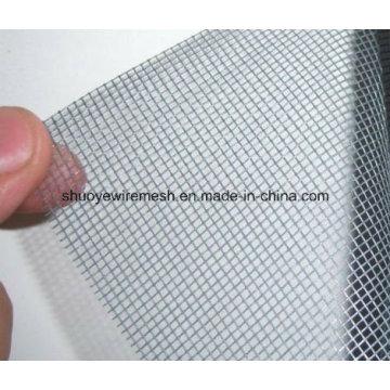 Écran anti-insectes en fibre de verre / criblage de fenêtre / écran de fenêtre invisible prix bon marché