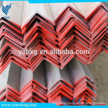 high quality hot rolled 320 angle bar steel