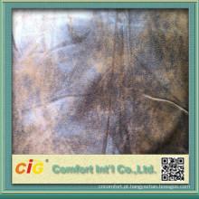 capa de sofá de tecido com qualidade de estofamento de poliéster