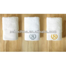 High qualtity soft multi color available wholesale cotton hotel terry towel