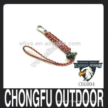 steel buckle accessories climbing paracord rope 5/8