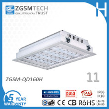 160W Surface Mounted Canopy LED Light Gas Station