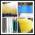 Ruban électrique en PVC Jumbo couleur / noir