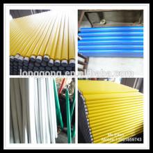 Cor / preto Jumbo PVC fita isoladora