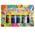 60ml Glitter glue (6colors)