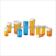 Small Plastic Vials