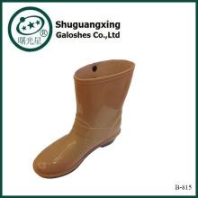 2014 new fashion fancy rain boots for women,ankle boots for women,beautiful cheap rain boots