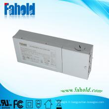 Transformateur de conducteur de voyant de LED de 60W LED