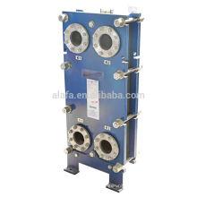 Lista de precios de S8 marco y placa intercambiadores de calor