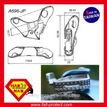 A696-ДЖП EN567 восхождение устройство алюминиевого грудной Жумар