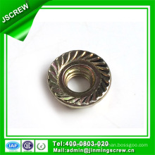 Factory Directly M6 Hex Flange Nut