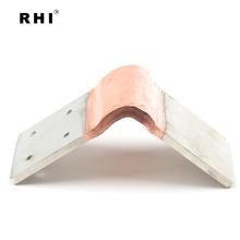 Láminas laminadas barras de cobre flexibles