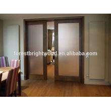 Modern Interior Barn Sliding Door, Dressing Room Sliding Door
