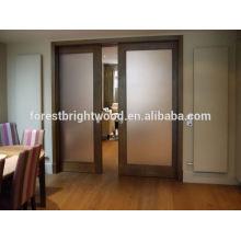 Современный интерьер амбара раздвижные двери, Туалетная комната раздвижной двери