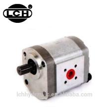 pump gear jcb hydraulic pump piston single flow pump