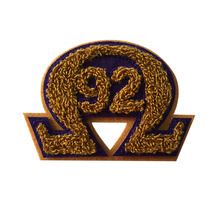 Clothing Custom Chenille Badge Felt