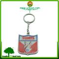 custom metal cheap football club keychian