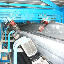 Système de convoyeur / bande transporteuse en caoutchouc nylon / tapis convoyeur