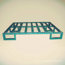 Palette en acier métallique à bas prix et à prix réduit