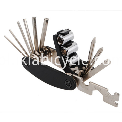 Set Bike Accessories Repair Tools