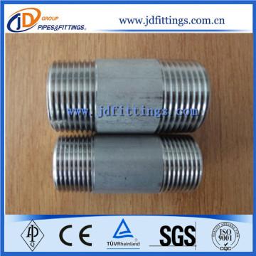 DIN2986 Stainless Steel Barrel Nipple 304/316