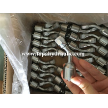 Steel hydraulic connectors JIC hyd fittings