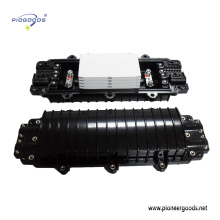 PG-FOSC0901 el tipo horizontal horizontal más barato del recinto de la junta del cable óptico de fibra de plástico