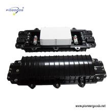 Tipo horizontal plástico o mais barato do cerco plástico comum comum da junção de cabo da fibra PG-FOSC0901