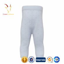 Pantalon hiver 100% cachemire tricoté pour bébé et enfants