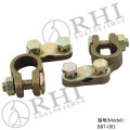 ZBT-037 brass battery clips Battery car jumper alligator clips with boot