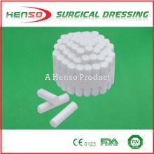 Henso Medical Disco dental desechable de algodón