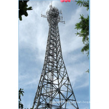 Microwave & Telecommunication Steel Tower