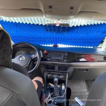 Sombras auto del coche del parabrisas de la espuma del PE del papel de aluminio