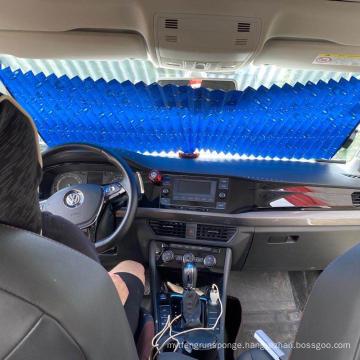 Aluminum foil pe foam windshield auto car shades