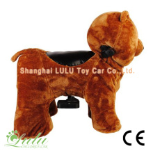 Factory supplied for Electric Toy Cars For Kids Battery Zippy Ride Walking Animal Bear export to Gabon Factory
