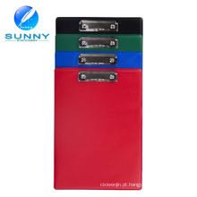 2015 alta qualidade A4 único lado PVC impermeável Clip Board