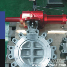 API 609 Lug Type Stainless Steel A351 CF8m Butterfly Valve