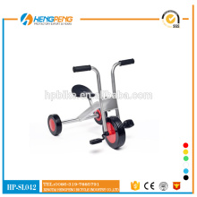 two seat bike tricycles with rubber wheel