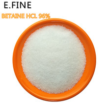 GLYCINE BETAINE 96% BETAINE HCL POWDER PRICE SATIN AL