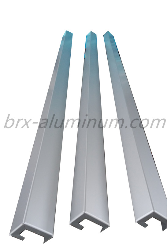 Anodized aluminum alloy sheet